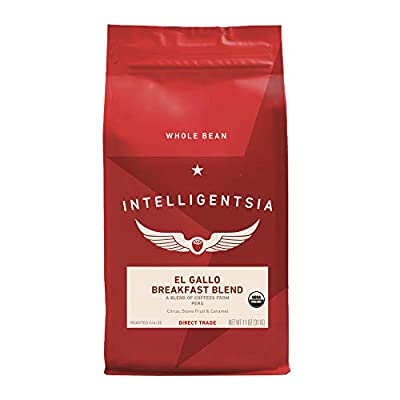 Intelligentsia - Whole Bean Coffee, El Gallo Organic, 11 Oz