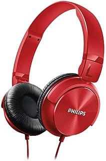 Philips SHL3060RD/27 Headphones,, Red