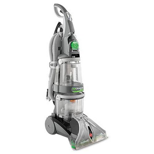 Hoover Carpet Cleaner Max Extract Dual V WidePath Carpet Cleaner Machine...