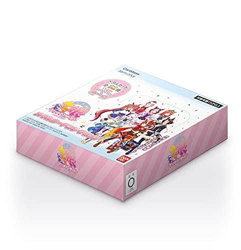 バンダイ (BANDAI) TVアニメ「ウマ娘 プリティーダービー Season 2」メタルカードコレクション (BOX)