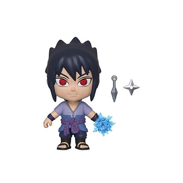 Funko - 5 Star: Naruto S3 - Sasuke Figura Coleccionable, Multicolor (41072) 1