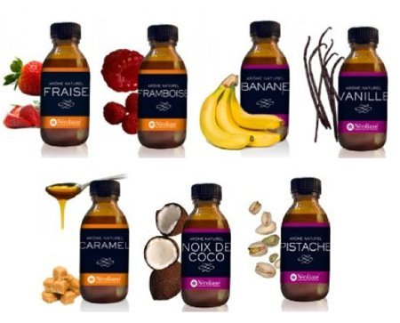 Preisvergleich Produktbild 7-Aromen natürlichen aus Flasche 50 ml