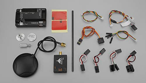 AeroSky APM 2.5 Flight Controller Board with GPS Upgrade Kit for AeroSky H100 Quadcopter RC Remote Control Radio