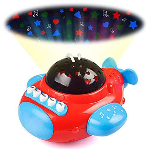 Faironly Baby Musik-Projektor Schlafgeschichte Projektor Licht Nachtlampe Geschichte Spielzeug Bubble Bag Packaging