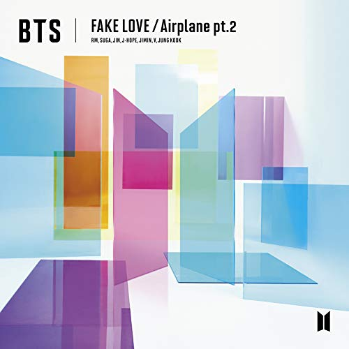 Bird/FAKE LOVE/Airplane pt.2(通常盤)