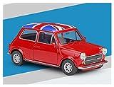 NLRHH Modelo Coche Diecast 1:36 Escala para Mini para Cooper 1300 Pull Back Modelo de automóvil Metal Alloy Toy Toy Car for Kids Regalo Colección para niños Regalo Peng