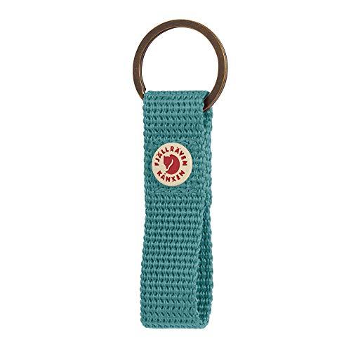 FJÄLLRÄVEN Erwachsene Kånken Keyring Schlüsselanhänger, Frost Green, 10 cm