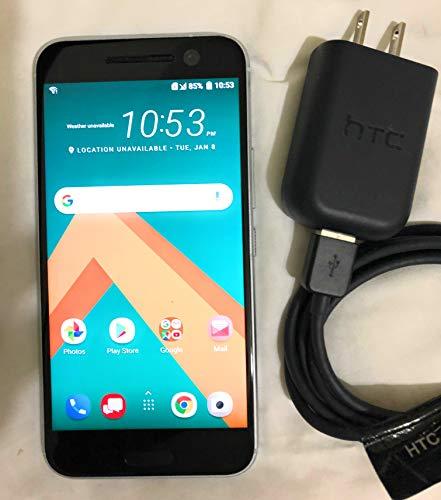 HTC 10 32GB, Glacier Silver (Verizon)