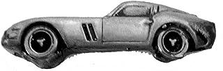 Spilla a forma di auto classica super sportiva GTO 250 ref68 effetto peltro