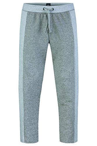 Strellson Herren Pyjama-Pants aus Baumwolle-Modal 521073-121 Elite Grey Mel, M