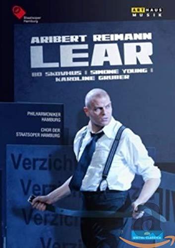 Reimann: Lear (Staatsoper Hamburg 2014) [DVD]