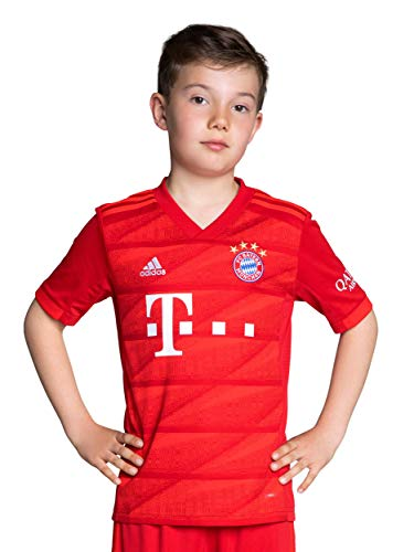 FC Bayern München Kinder Trikot Home 2019/20, ohne Spielerflock, Größe 152