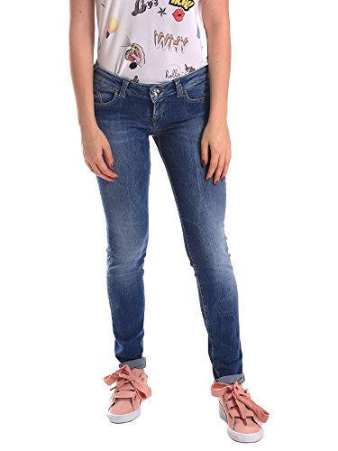 Fornarina BER1H27D709R59 Jeans Mujeres Azul 27