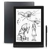 Likebook Mimas eReader, 10.3', 300PPI, Dual Touche, écriture Manuscrite, Lumière Froide/Chaude Intégrée, Audible Intégré, Android 6.0, Processeur Huit Cœurs, 2 Go + 16 Go