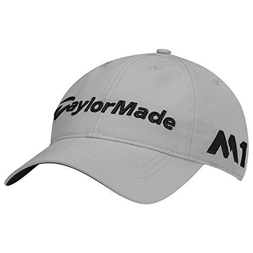 TaylorMade Golf 2017Tour litetech Sombrero, Hombre, Tour litetech Hat Grey, Gris