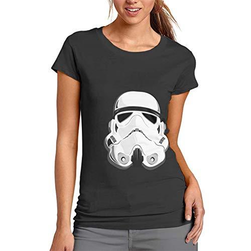 Nueey Star-Wars-Darth-Vader - Sudaderas para mujer, diseño de hip-hop, color negro