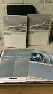 2007 Mercury Grand Marquis Owners Manual
