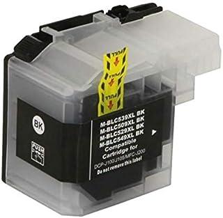 Cartucho de tinta Brother LC509 XXL LC-509BK DCP-J100 DCP-J105 MFC-J200 - Preto - Compatível