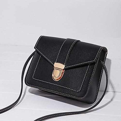 YDZ kleine Crossbody tassen voor vrouwen Mini lederen schoudertas Messenger tas voor dames telefoon portemonnee
