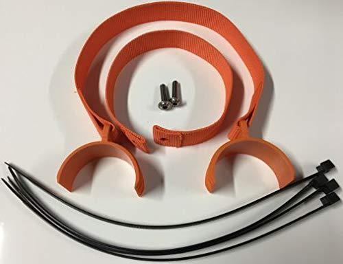 Enduro Bergegurt Bergeschlaufe Haltegurt EXC EXC-F orange ab 2020