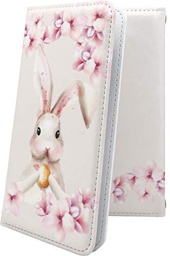 スマートフォンケース・Blade V7Lite・互換 ケース 手帳型 かわいい 可愛い kawaii lively ウサギ 兎 兔 ブレイド ブラッド 動物 動物柄 アニマル どうぶつ bladev7 lite キャラクター キャラ キャラケース [gZ723121iaV]