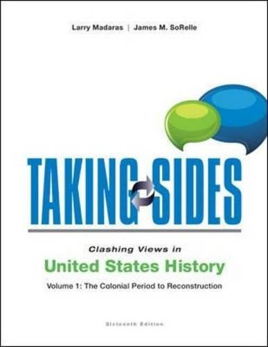 United States Colonial Period History