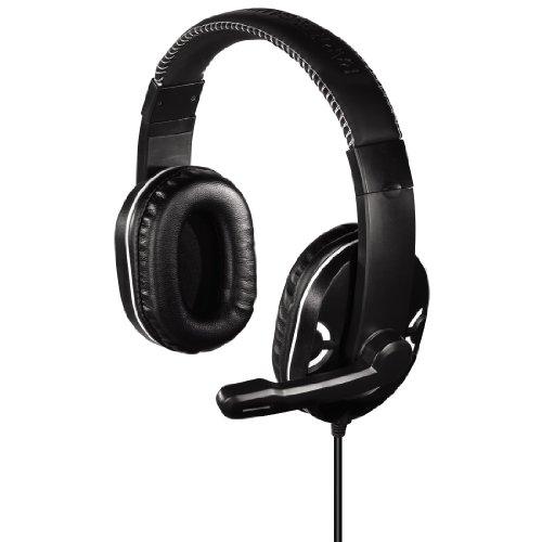 RAPTOR-GAMING H4 Stereo Headset Kopfhörer für Xbox 360, PlayStation 3 und PC