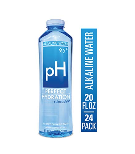 Perfect Hydration 9.5+ pH Electrolyte Enhanced Drinking Water