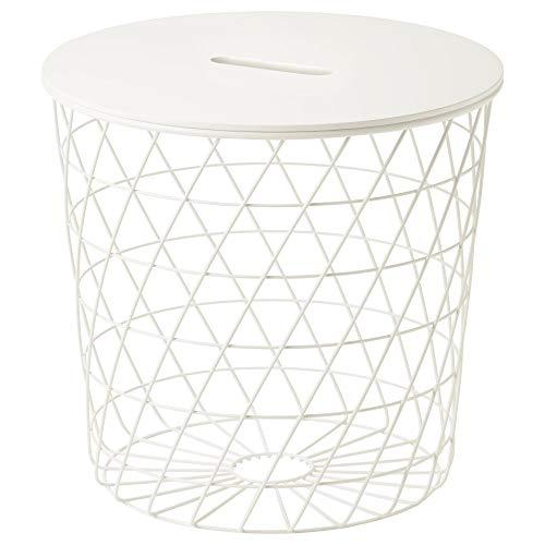 IKEA/イケア KVISTBRO:収納テーブル ホワイト (103.494.53)