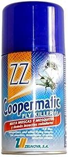 ZZ COOPERMATIC FLY KILLER ns - Insecticida 250 ml - Zelnova