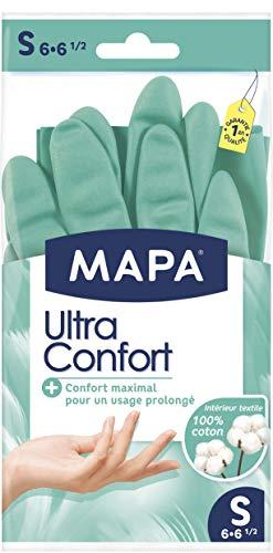 Mapa–302436–Latex Handschuhe und Nitril–Ultra Komfort