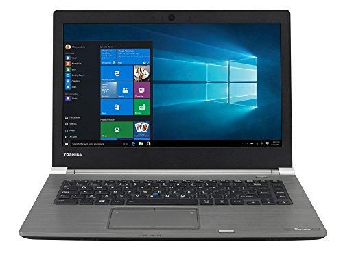 Toshiba PS463E-028005GR 35,56 cm (14 Zoll) A40-C-17C Laptop (Intel Core i5, 8GB RAM, Win 10) schwarz