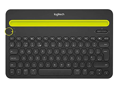 Logitech Multi-Device Keyboard Works On Windows, Mac, Android, And iOS For $19.99 From Amazon After $15 Price Drop