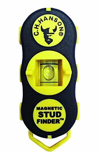 CH Hanson 03040 Magnetic Stud Finder Pack of 5