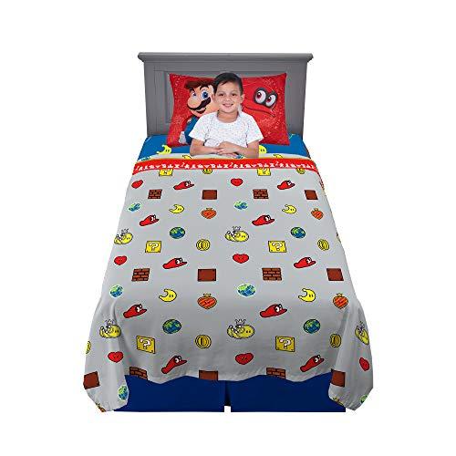 super mario baby bedding - 4