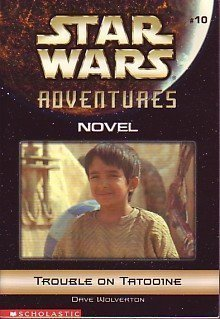 Trouble on Tatooine - Book  of the Star Wars Legends