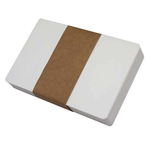 XTAROT 白紙カード(両面無地) 《ケント紙を使用》 (200枚)