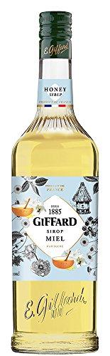 Giffard Honig (Miel, Honey) Sirup - 1000 ml - zum Mixen / Mixgetränke / Cocktails