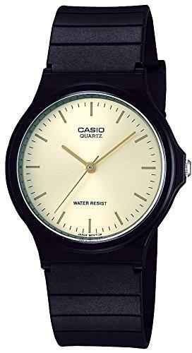 [カシオ] 腕時計 スタンダード STANDARD MQ-24-9ELJF ブラック