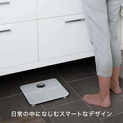 Fitbitフィットビットスマート体重計Aria2WiFi/Bluetooth対応Black【日本正規品】FB202BK-JP