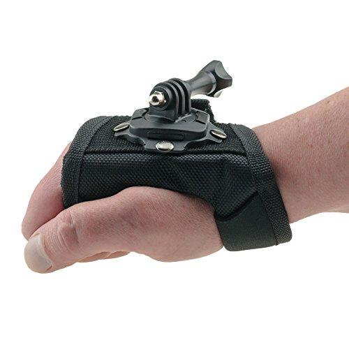 Riff USC Handschlaufe mit 360° Einstellung für Actions Cam