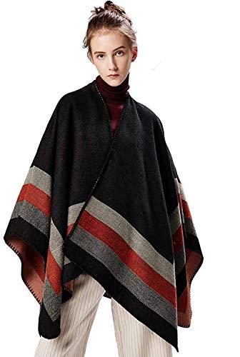 Recopilación de Ponchos y capas para Mujer - los más vendidos. 8