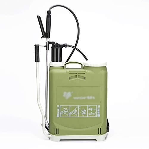 Drukspuitapparaat voor de landbouw, 16 liter, gieter van PP-kunststof, emmer voor gieter, tuingereedschap, spa