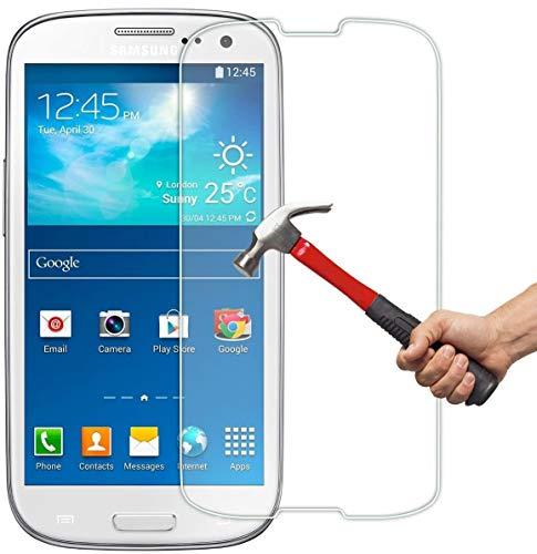 IM@X Protector DE Pantalla Premium Cristal Vidrio Templado 9H para Samsung Galaxy...