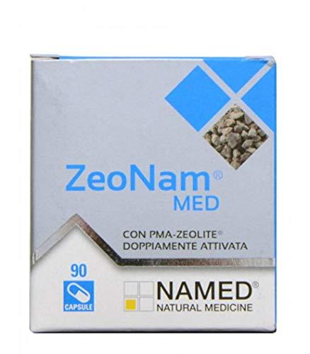 Named Zeonam Med Integratore Alimentare, 90 Capsule