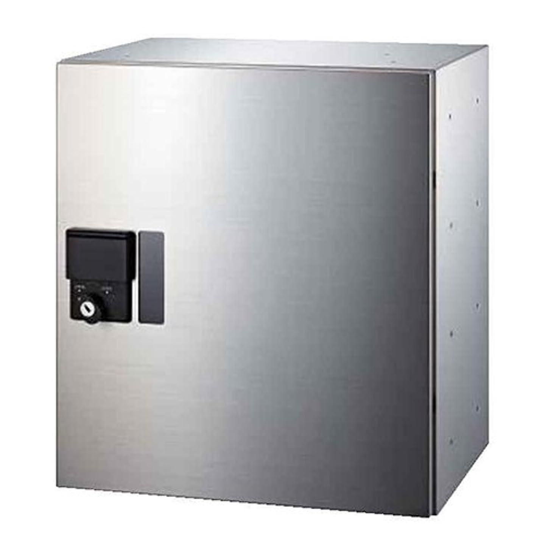 病気ペイント分類ナスタ プチ宅 小型宅配ボックス防滴タイプ  奥行317mm KS-TLP360LB-S400