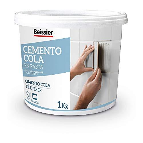 Beissier - Cemento cola en pasta (tarro 1kg)
