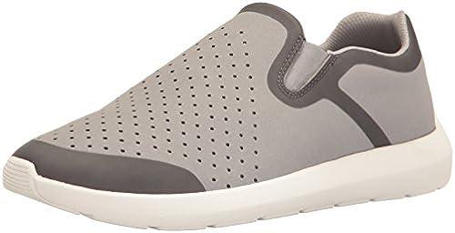 Details zu Rieker Damenhalbschuhe Slipper Sneakers, Blau Schwarz Weiß, N5051 14, Neu