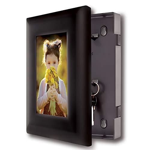 MASTER LOCK Verstärkter Tresor [Fotorahmen] [5 Schlüsselhaken] 5451EURD - Sichern Schlüssel oder andere Wertgegenstände