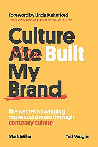 Culture Built My Brand